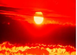 2017 será mais um ano com temperaturas elevadas. Como responsável, as  alterações climáticas.