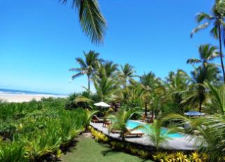 ALDEIA DA MATA ECO-LODGE - Uruçuca - Vamos imaginar ... Uma área preservada de Mata Atlântica, uma praia virgem, uma aldeia cheia de charme no meio da imensidão, conforto e harmonia com a natureza ...  Essa é a Aldeia da Mata Eco-Lodge, entre Itacaré e Ilhéus, em frente a Praia de Pé da Serra, inserida na ....  Confira!
