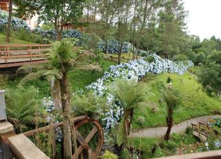 """Hotel  BANGALÔS DA SERRA – Gramado - O BANGALOS DA SERRA, oferece a oportunidade de resgatar pequenos prazeres –  """"curtir"""" o visual  do Vale do Tigre, lindos jardins, mini zoológico, mini- fazenda, o charme e o conforto dos seus bangalôs e  ... Confira!"""