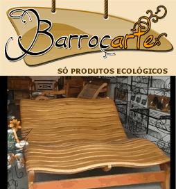 Um charme, os móveis e peças da BARROCARTE, produzidos com  madeira de demolição, ferro reciclado... Confira!