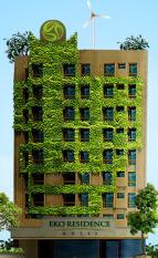 """EKO RESIDENCE HOTEL- Porto Alegre (RS) - Mesmo para o mais desavisado,  além do nome, o lindo """"Jardim Vertical"""" não deixa dúvidas – o compromisso com a sustentabilidade, de fazer com que a gente se sinta bem, de oferecer .... Confira!"""
