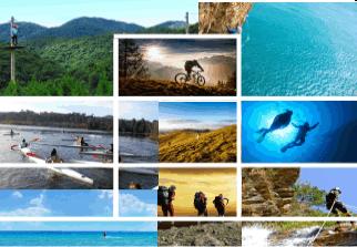 Atividades, Esporte & Natureza