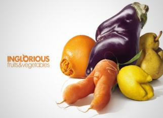Rede de Supermercados francesa, decidiu vender frutas  e legumes  que normalmente são jogados no lixo pelos próprios produtores. O que aconteceu? Confira!