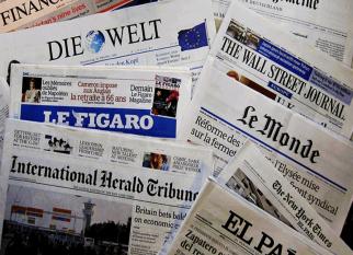 Boa iniciativa! Vinte e cinco jornais de todo o mundo lançaram uma campanha para publicar reportagens sobre as alterações climáticas. Confira!
