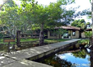 """Pousada RIO CLARO – Pantanal (Poconé) - Oferece opções variadas e maravilhosas para  """"curtir"""" o Pantanal. Piqueniques  na beira do rio para curtir o nascer do sol, as tradicionais cavalgadas, foto-safari, etc.  E é para todos, todos mesmo!  A pousada oferece condições especiais para garantir a acessibilidade.Confira!"""