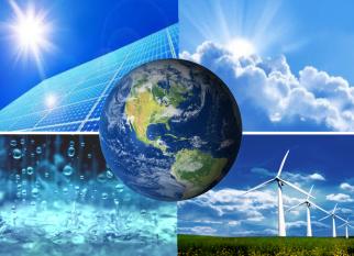 Soluções: água/energia