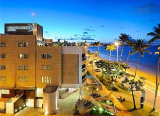 """VERDE GREEN HOTEL – João Pessoa - """" Um novo conceito em hotelaria: Ecodesign. Uma acolhida envolta pelo compromisso com o meio ambiente, com a estética, com a tecnologia e com o prazer de servir."""" Confira!"""