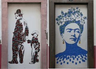 25 000 latas vazias foram coletadas e transformadas em arte por uma Associação sem fins lucrativos da Ilha da Madeira (Portugal). Confira!