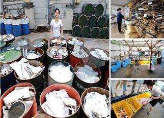 E numa pequena Ilha do Japão 90% dos resíduos produzidos são reciclados ... Confira!