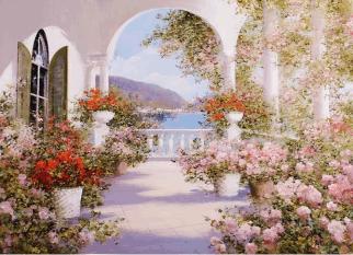 A suavidade da artista italiana Lucia Sarto. Confira!