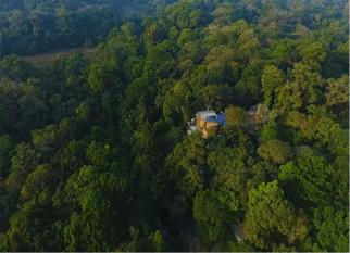 Pamela Gala Malhotra e seu marido Anil Malhotra dedicaram  26 anos de suas vidas para recuperar o ecossistema em terras desmatadas no sul da Índia. Confira!