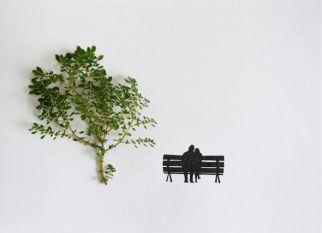 """""""Object Art"""" é o nome do delicado projeto do ilustrador e diretor artístico Tang Chiew Ling. Confira!"""