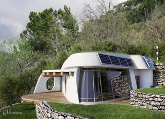 """""""Lifehaus""""- Habitações construídas a partir de resíduos (pneus, latas, garrafas), com baixo custo, sustentáveis e auto-suficientes. Confira!"""
