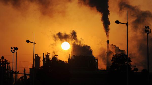 poluição relatorio 1