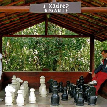 xadrez gigante